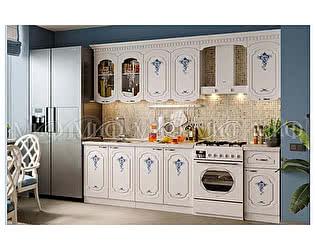 Кухня Миф Лиза Синий цветок 2600