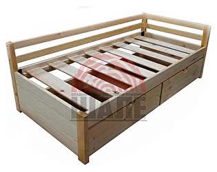 Купить кровать ВМК-Шале Юниор с ящиками (sale) детская