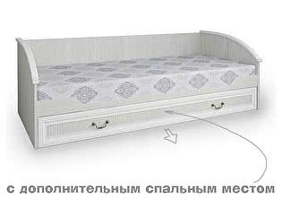 Купить кровать 38 попугаев Классика нижняя с дополнительным спальным местом