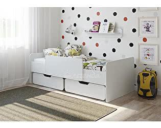 Кровать Легенда 14.1 белый