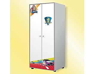 Шкаф 2-дверный Brilliantline, GSR-8003b