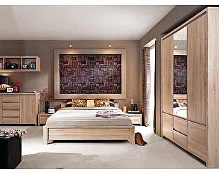 Купить спальню BRW Каспиан (дуб сонома)
