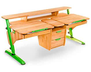 Купить стол PONDI  из массива для двоих детей