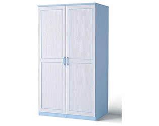 Шкаф 2х дверный для одежды Аква Родос Voyage 1