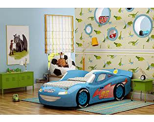 Кровать-машина Молния Диноко