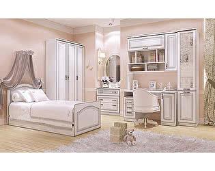 Мебель для детской комнаты Кентавр 2000 Мальвина Люкс 1