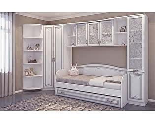 Мебель для детской комнаты Кентавр 2000 Мальвина Люкс 2