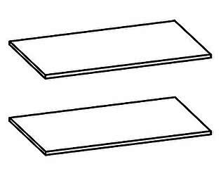 Полки для шкафа для белья Гарун 103
