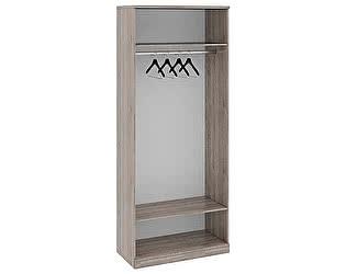 Шкаф для одежды с 1-ой глухой и 1-ой зеркальной дверями ТриЯ Прованс, СМ-223.07.025L