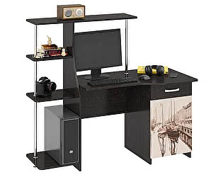 Компьютерный стол ТриЯ Студент-Стиль М