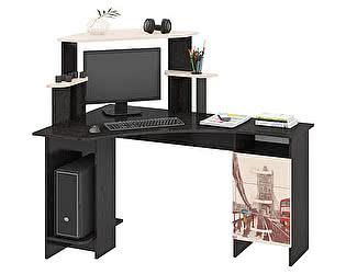 Компьютерный стол ТриЯ Бумеранг-3Н (М)