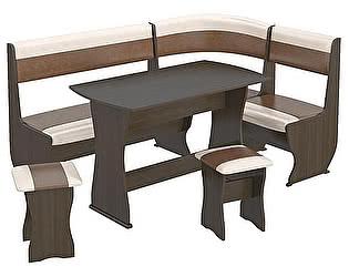 Кухонный уголок ТриЯ Уют-1 К Люкс, арт. МФ-101.004 со столом