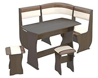 Кухонный уголок ТриЯ  Уют-1 К Мини Люкс, арт. МФ-101.005 со столом