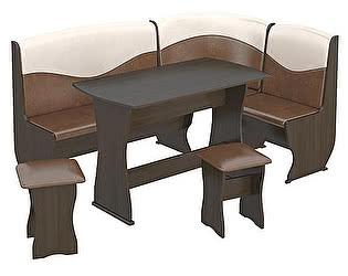 Кухонный уголок ТриЯ Уют-2 Люкс, арт. МФ-101.001 со столом