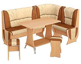 Кухонный уголок ТриЯ Уют-5 Люкс, арт. МФ-101.003 со столом