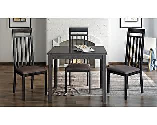 Раздвижной стол Бештау Диез Т5 (С-302) темный