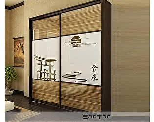 Купить шкаф Santan Кардинал (Дуплекс Калибо + Конишуа-2) на 1600