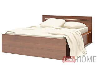 Кровать Сокол К-2 испанский орех