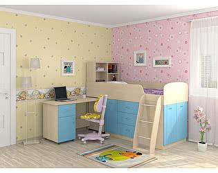 Кровать-чердак Формула мебели Дюймовочка 1