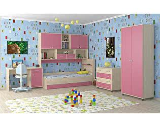 Детская комната Формула мебели Дельта Композиция 8