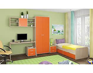 Детская комната Формула мебели Дельта Композиция 10