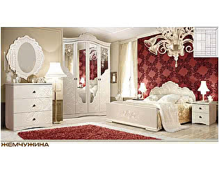 Спальня КМК Жемчужина 1