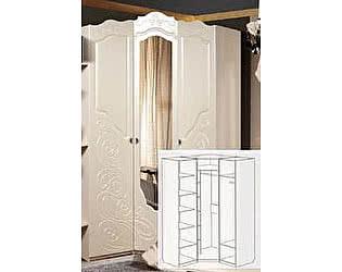 Шкаф  для одежды угловой КМК Жемчужина, 0380.13