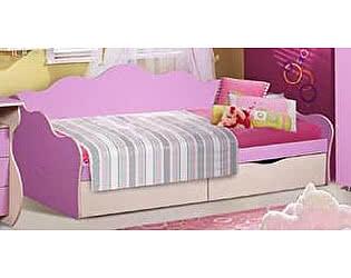 Кровать с ящиком (90) КМК Волшебница, 0385.4