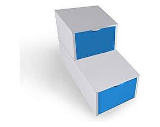 Ступени 2-х уровневые для кровати Морячок
