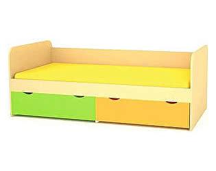 Кровать нижняя (80х170) Выше радуги