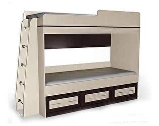 Кровать двухъярусная Мебелайн-5
