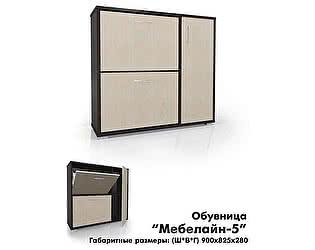 Обувница Мебелайн-5