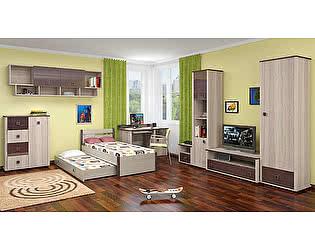 Комплект мебели для детской Интеди Хэппи №1
