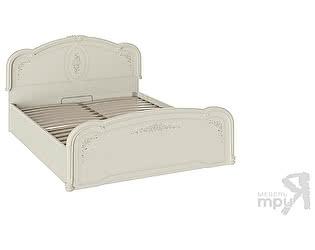 Кровать ТриЯ Лорена СМ-254.01.04  с подъемным механизмом