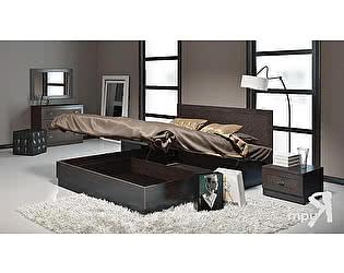 Кровать ТриЯ Сакура  СМ-183.01.002 с подъемным механизмом