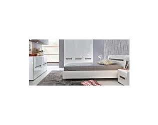 Спальня БРВ Azteca (белый глянец)