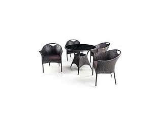 Садовые комплекты Афина-мебель