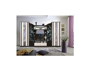 Гостиная Мебель Маркет Мадрид 4 (Венге/Дуб)