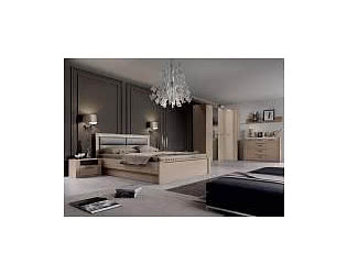 Спальня МебельГрад Элана Дуб сонома