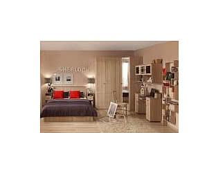 Спальня Глазов Sherlock (дуб сонома)