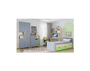 Детская мебель SV-мебель Алекс 1 (клен)