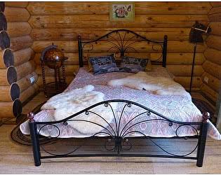 Купить кровать Rollmatratze Фортуна-2, черная