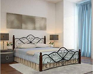 Купить кровать Rollmatratze Венера-1, черная