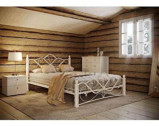 Купить кровать Rollmatratze Венера-1, белая