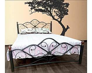 Купить кровать Rollmatratze Венера-2, черная