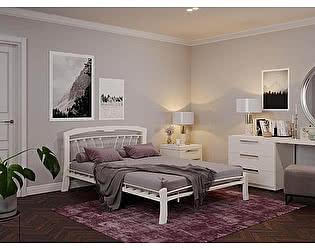 Купить кровать Rollmatratze Муза-4 Лайт, белая