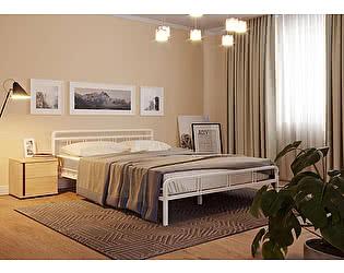 Купить кровать Rollmatratze Леон, белая