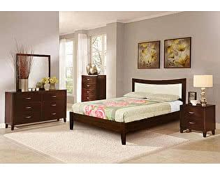 Купить кровать Диамант-М Бали-6 (эмаль/кракле)