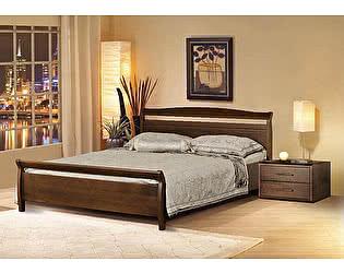 Купить кровать Диамант-М Руно-4 (эмаль/кракле)