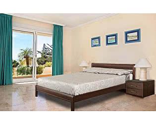 Купить кровать Диамант-М Селена-3 (эмаль/кракле)